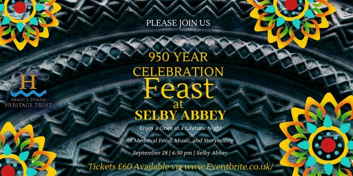 Selby 950th Celebration Feast