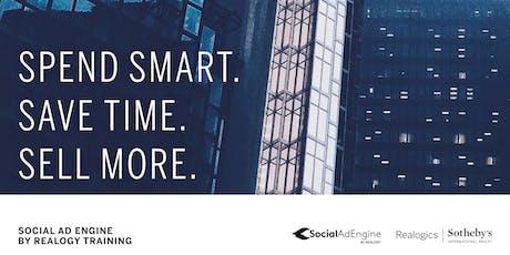 Social Ad Engine at RSIR Kirkland tickets