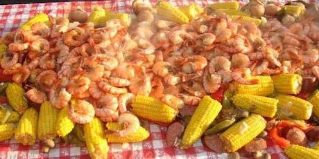 GRYC Shrimp Boil tickets