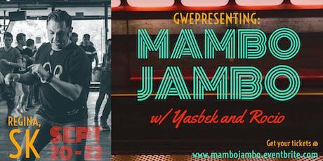 MamboJambo tickets