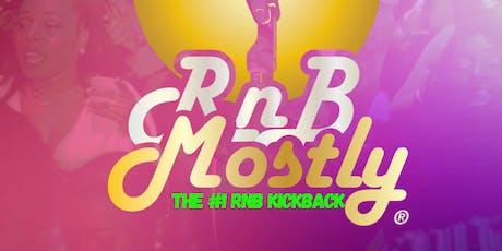RnBMostly: A Mostly R&B Kickback tickets