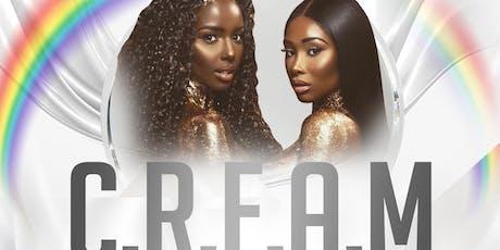 C.R.E.A.M., WORLDPRIDE EVENT tickets