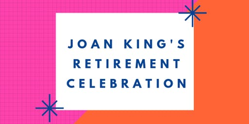 Retirement Celebration for Joan King