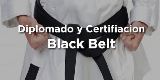 Diplomado y Certificación Black Belt