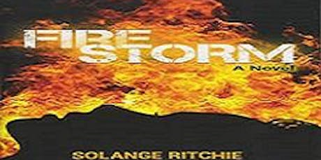 Universe of Stories! Book Club selection: Firestorm by Solange Ritchie! tickets