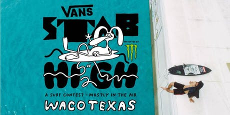 Stab High: An Invitational World-Class Surfing Event In Texas tickets