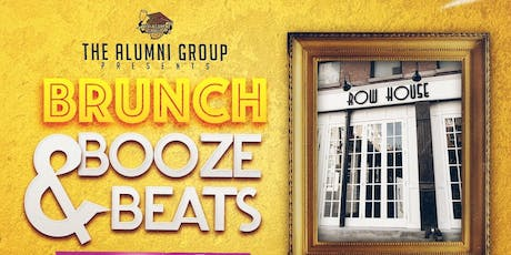 Brunch, Booze, & Beats: Brunch & Day Party - Independence Day Weekend Edition tickets