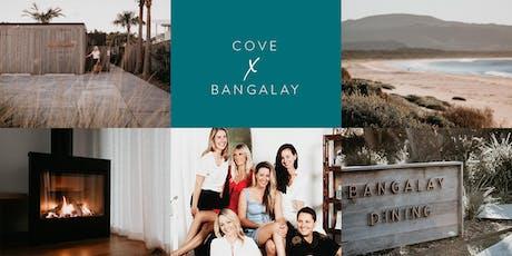 Cove Creatives X Bangalay tickets