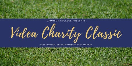 Videa Charity Classic Golf Tournament tickets