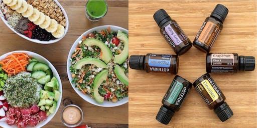 Essential Oils for Wellness Professionals