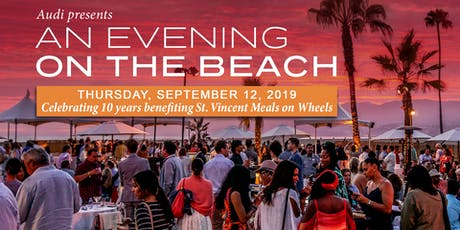 An Evening on the Beach tickets