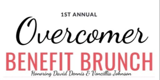 Overcomer Benefit Brunch