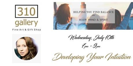 Develop Your Intuition at 310 Gallery! tickets