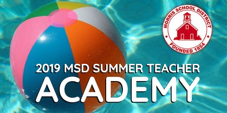 2019 MSD Summer Teacher Academy tickets