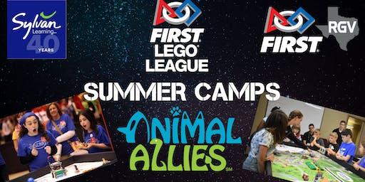 FIRST Lego League Animal Allies Summer Camp
