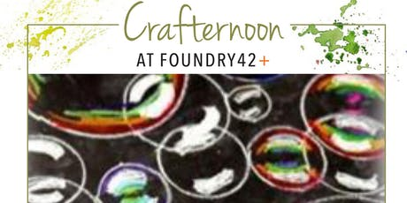 Crafternoon: Learn to Draw a Bubble! tickets