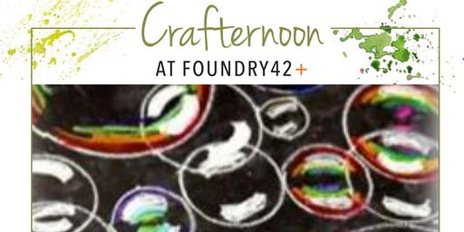 Crafternoon: Learn to Draw a Bubble!