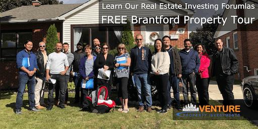 Brantford Region Property Tour - June 22, 2019