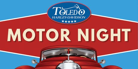 2019 THD Motor Night tickets