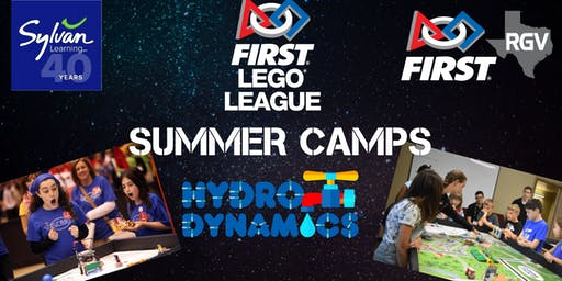 FIRST Lego League Hydro Dynamics Summer Camp