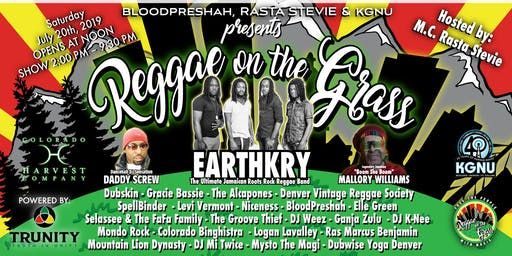 The 2nd Annual Reggae On The Grass: Free The People With Music