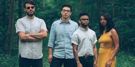 Elder Ones, Jessika Kenney + Eyvind Kang, Booker Stardrum