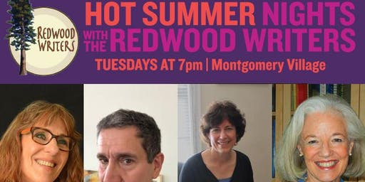 REDWOOD WRITERS: HOT SUMMER NIGHTS (7/23)