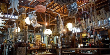 Atlas Obscura Society Los Angeles: A Hidden Repository of Curious Craft tickets