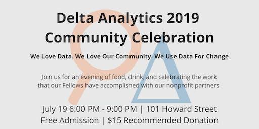 Delta Analytics Community Celebration 2019