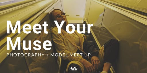 Meet Your Muse: Photography + Model Meet-Up