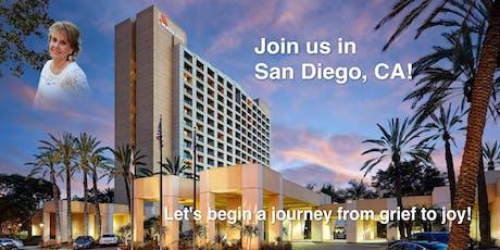 Widow's Journey Beyond Grief - Beginning Retreat - San Diego, CA tickets