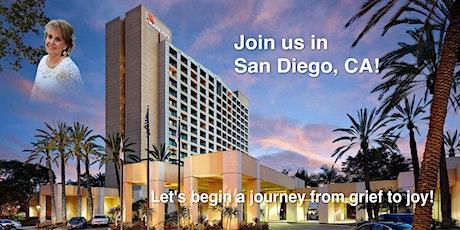 Widow's Journey Beyond Grief - Beginning Retreat - San Diego, CA entradas