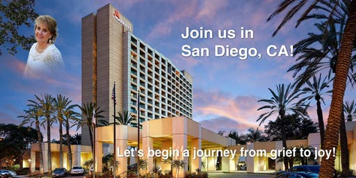 Widow's Journey Beyond Grief - Beginning Retreat - San Diego, CA