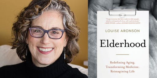 FREE EVENT WITH LOUISE ARONSON