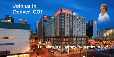 Widow's Journey Beyond Grief - Beginning Retreat - Denver, CO tickets