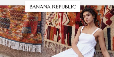 Banana Republic: Leadership Networking Event for V