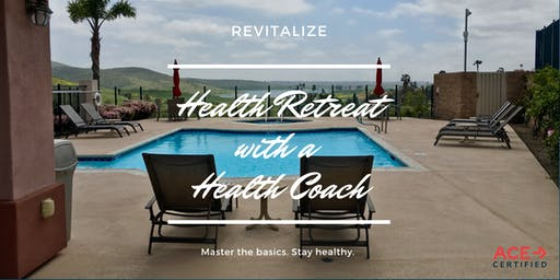 Health Retreat with a Health Coach
