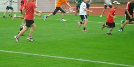 "SOMMERFERIEN 2019: Sport-Camp ""Bälle & Spiele!"" (ab neuer 5. Klasse) | 2. FeWo Tickets"