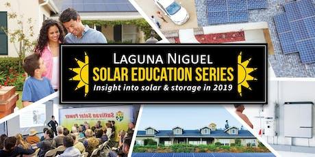 Laguna Niguel Solar Education Series tickets