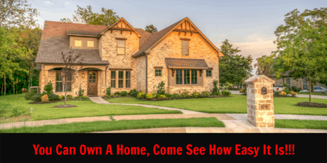 Thinking About Buying a Home? First Time Home Buyers? tickets