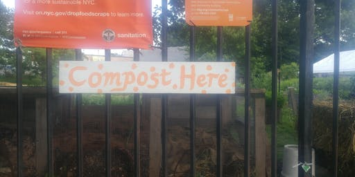 Compost for your Home and Garden: Community Compost Giveback
