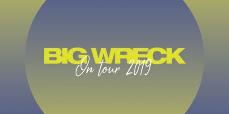 Big Wreck tickets