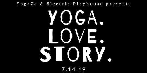 Yoga. Love. Story - An Interactive Yoga Class