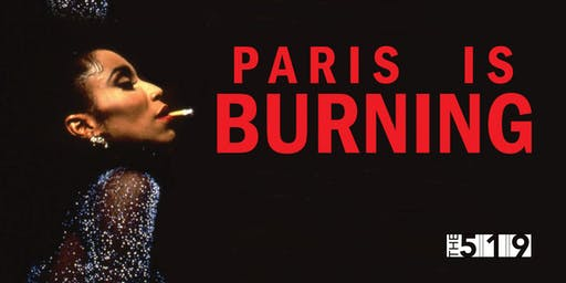 Paris is Burning - Community Film Screening and Pizza Party