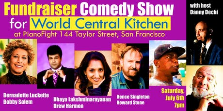 Comedy Fundraiser Show for World Central Kitchen tickets