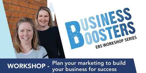 WORKSHOP - Plan your marketing to build your business for success