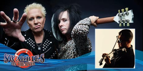 Generation Idol: a tribute to Billy Idol / Violin On Fire: Live at Swabbies tickets