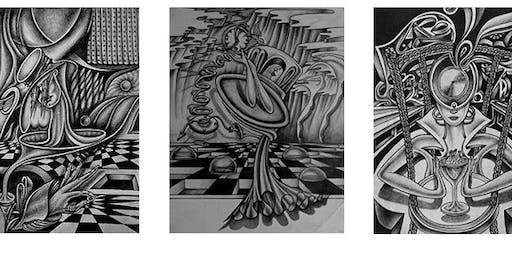 ArtteamB. Выставка работ Евгения Тоневицкого и Марины Бозин