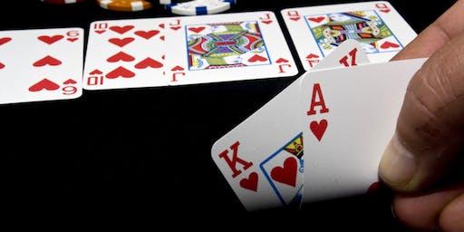 Raising for Wishes - Texas Hold'em Tournament