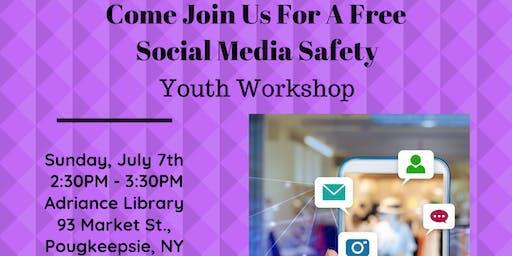 Social Media Safety Youth Workshop